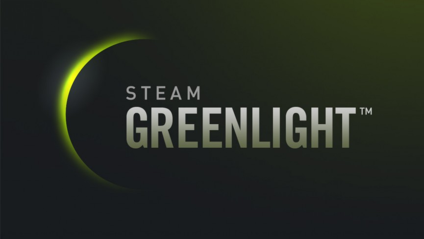 Steam-Greenlight Logo