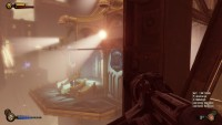 Mit Panzerfaust an der Skyline - Bioshock Infinite Screenshot