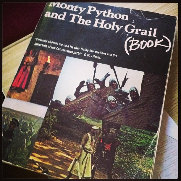 Just found that in my book collection... :) - via Instagram