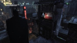 Batman: Arkham City - Big brother is watching