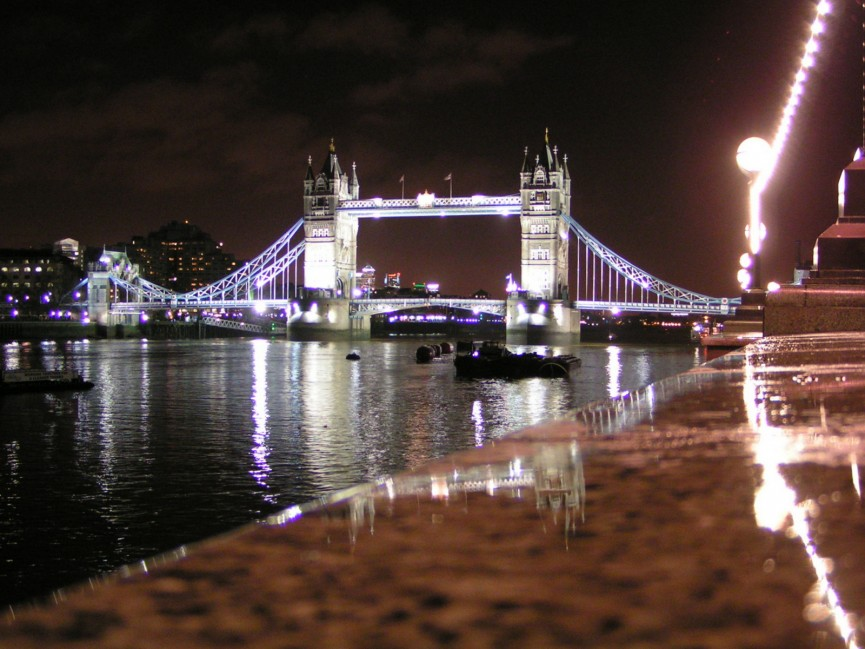 Tower Bridge London 2005