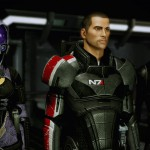 Mass Effect 2 - Sheppard und Co.