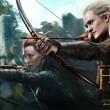 Hobbit Poster Tauriel Legolas