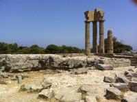 Antike Akropolis Rhodos-Stadt