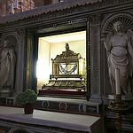Die Ketten in San Pietro in Vincoli
