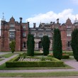 Keele Hall - great sky