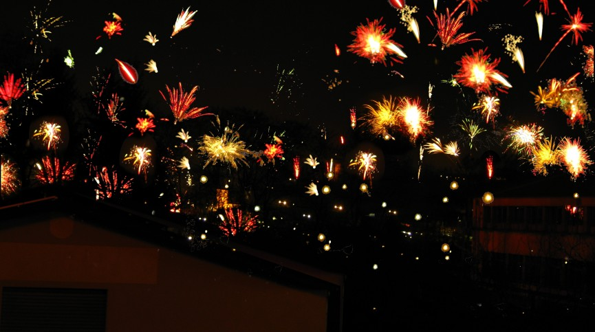 Silvester 2013 - New Year's Eve 2013 von tuxdriver via flickr