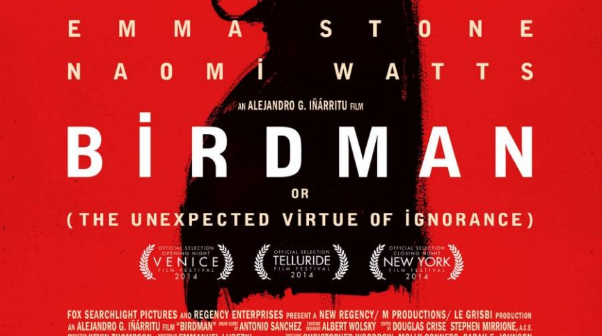Birdman Theatrical Poster