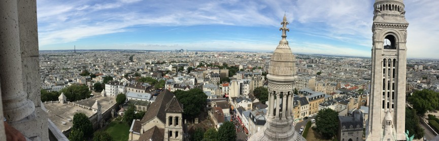 Panorama Sacré-Coeur