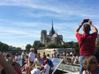 Bootsfahrt Notre-Dame