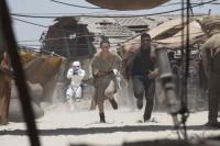 Ständig am Rennen - Finn und Rey
