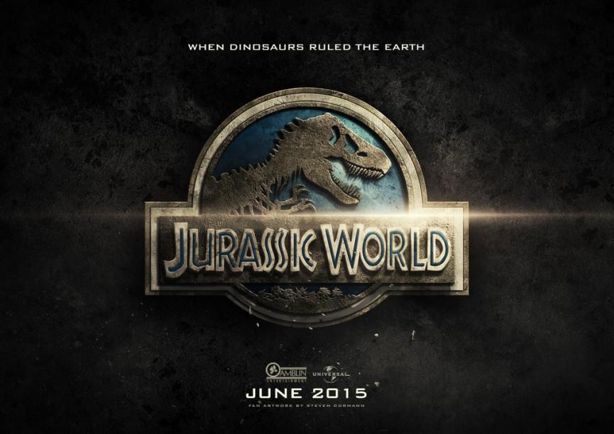 Jurassic World ad