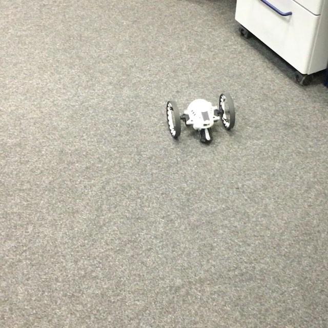 Spielzeuge an der Uni #lndw - via Instagram