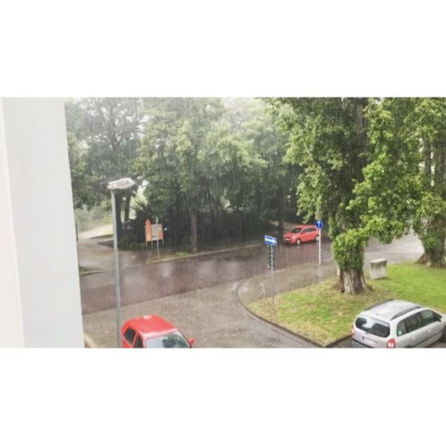 Hmm, is this the weather we start summer with??? - via Instagram