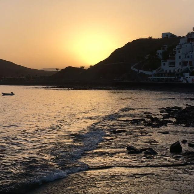 Ich liebe Sonnenuntergänge! #nofilter - via Instagram