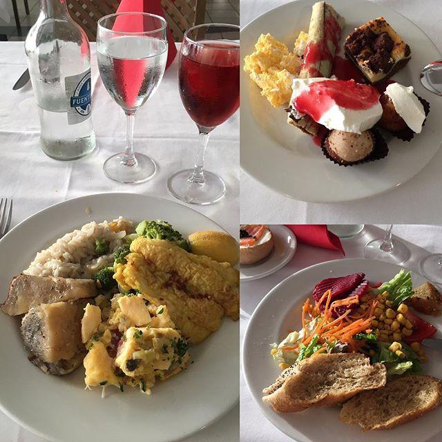 Und der heutige Dinner #foodporn ... Beinahe vergessen... - via Instagram