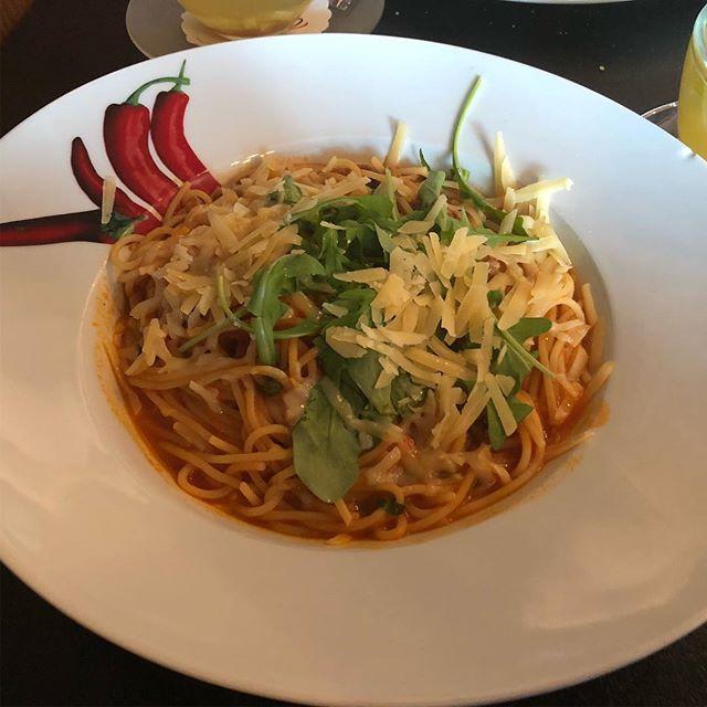 Spaghetti Bolognese <a rel=