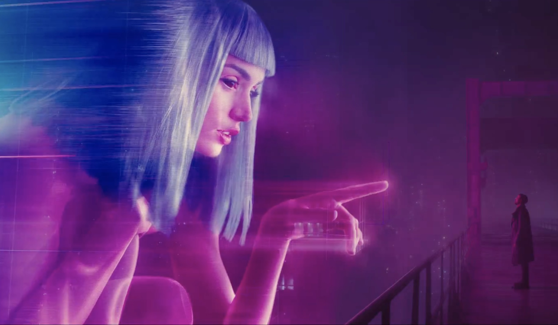 a review of blade runner I want to live inside blade runner 2049 i don't want to live in its nightmarish vision of an alternative 2049, even if it is full of flying cars and.