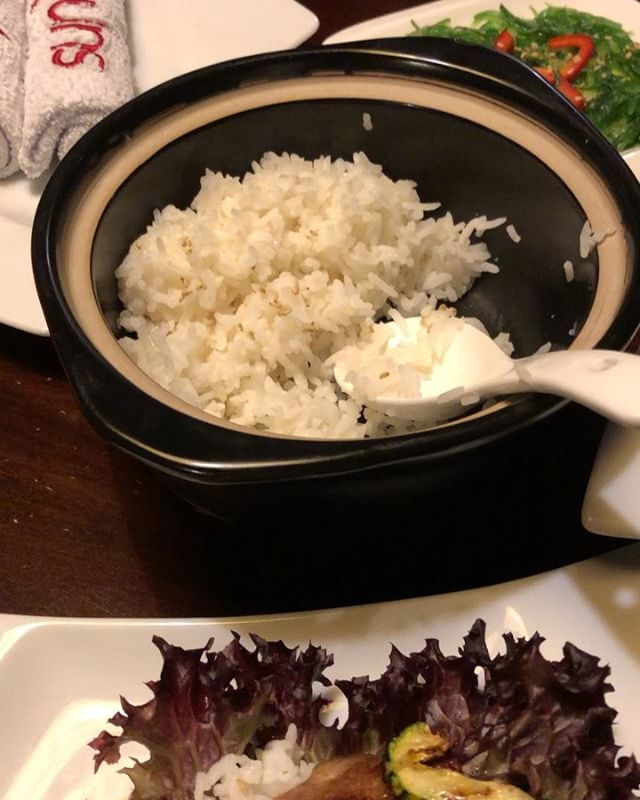 Einmal Koreanisch für Anfänger #foodporn - via Instagram