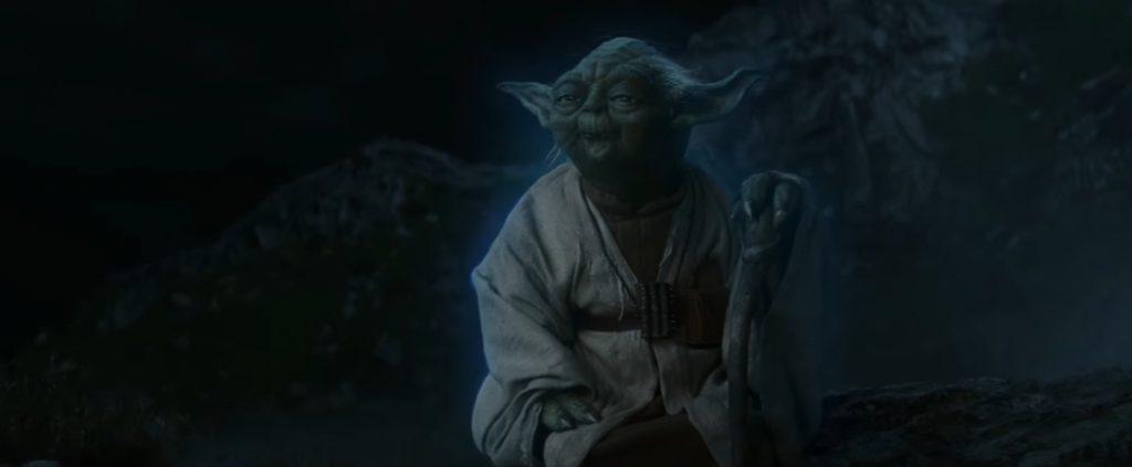 Star Wars The Last Jedi (2017) - Yoda