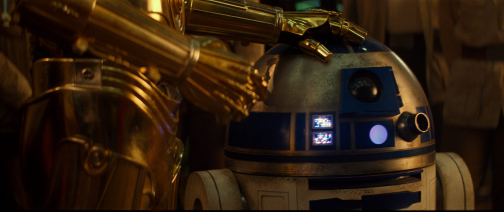 Star Wars - The Rise of Skywalker - R2-D2 & C-3PO
