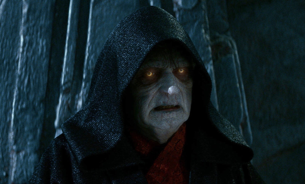 Star Wars - The Rise of Skywalker - Emperor Palpatine